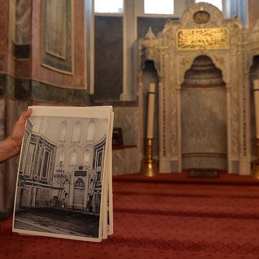 901 yıllık yapı: Molla Zeyrek Camii