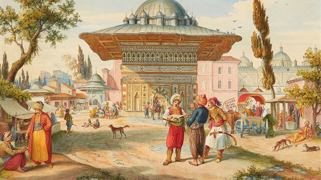 İstanbul'un<br>100 Adeti