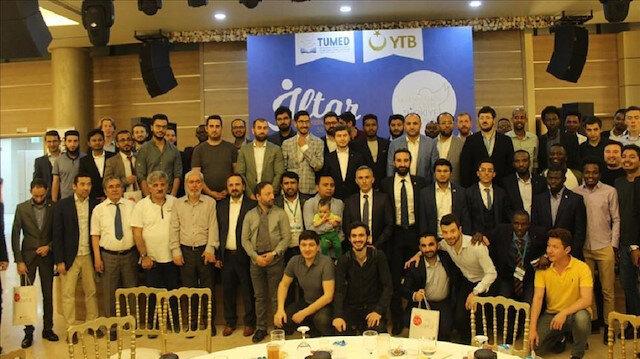 International alumni convene for iftar in Istanbul