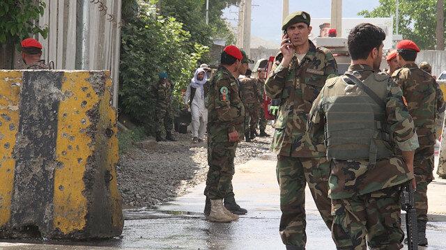 Kabil'de NATO konvoyuna saldırı: 4 ölü