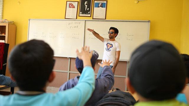 Teacherman ile İngilizce öğrenmek çocuk işi