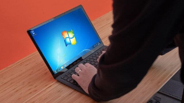 Dünyanın en popüler işletim sistemi Windows.