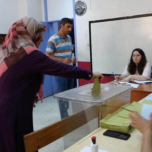 Artvin'in Yusufeli ilçesinde seçimi Cumhur İttifakı'nın adayı kazandı