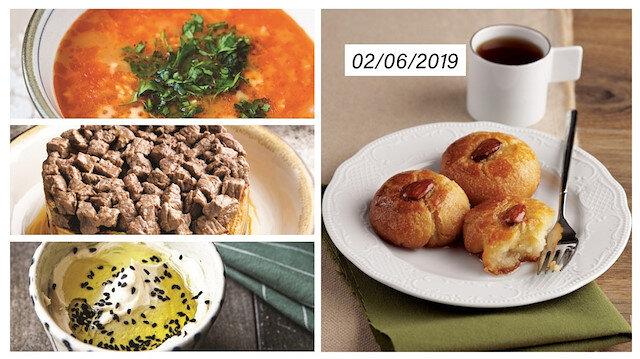 Lokma'nın 28. gün iftar menüsü
