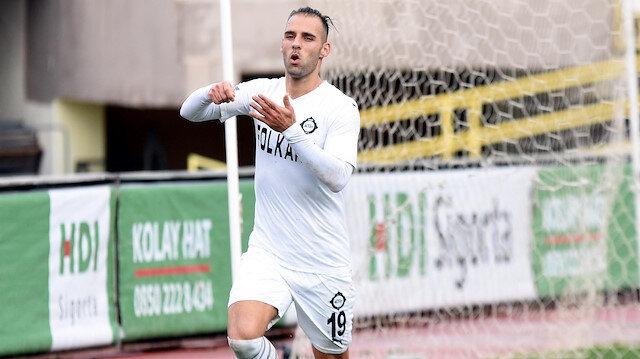 1. Lig'in gol kralı Süper Lig yolunda