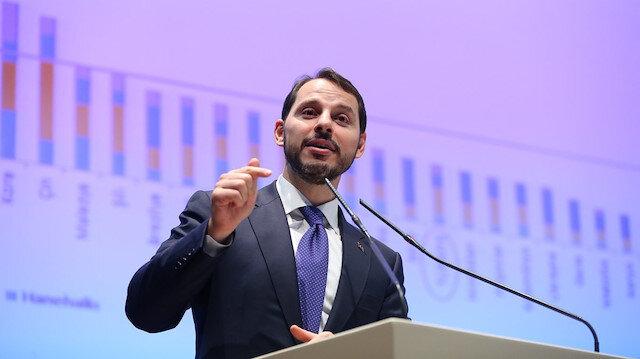 Bakan Albayrak'tan enflasyon açıklaması: Hedefi tutturacağız