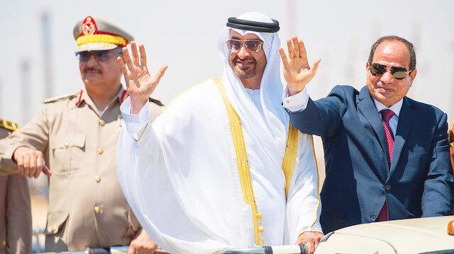 Ortadoğu'yu zehirliyor