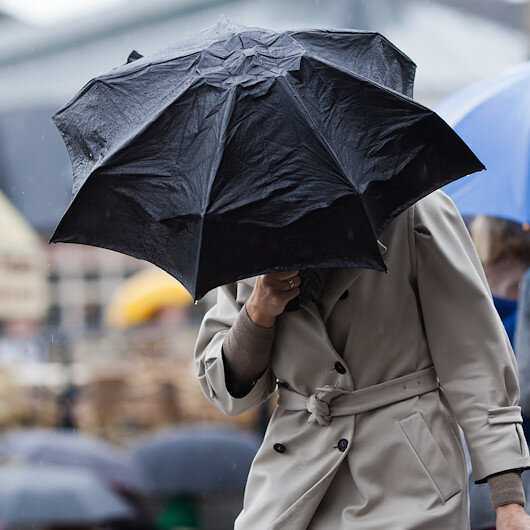 13 ile sağanak yağış uyarısı
