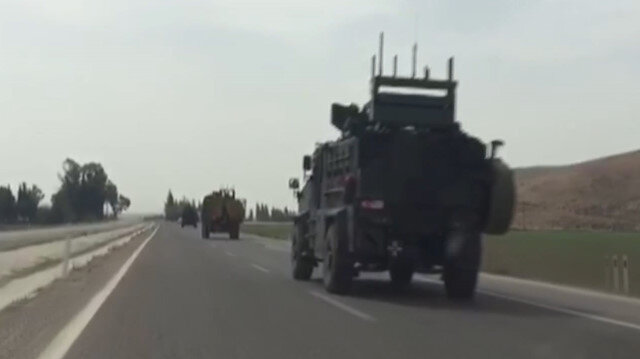 Bayramda sınıra askeri sevkiyat