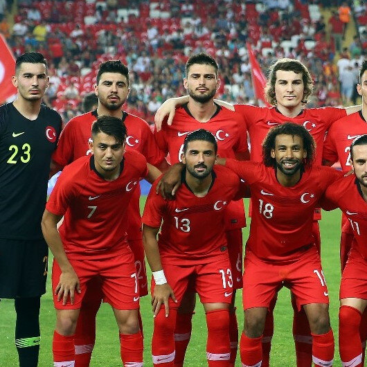 Turkey to face France for EURO 2020 quals