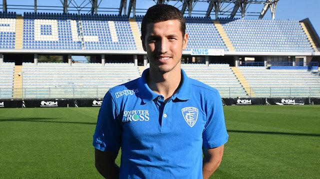 Salih Uçan, sezon başında Empoli'ye transfer olmuştu.