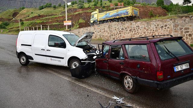 Bayram tatili boyunca, çok sayıdaki kaza en az 68 kişi hayatını kaybetti