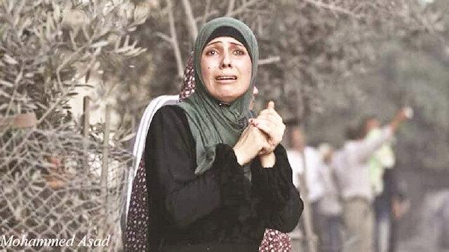 Gazzeli anneye bir ses ver