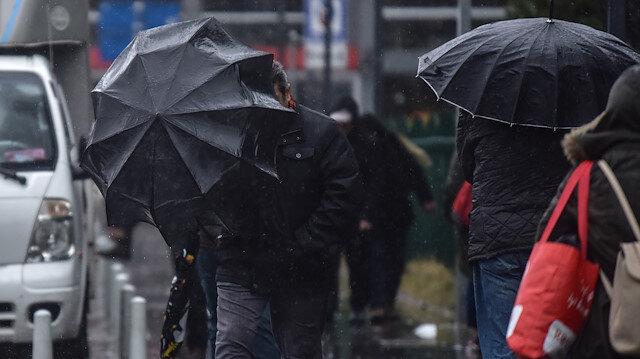 Meteorolojiden 53 ile yağış uyarısı
