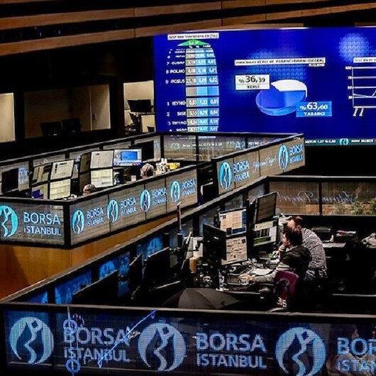 Turkish stocks jump 3.83 pct at weekly close