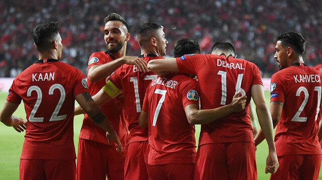 Türkiye 2-0 Fransa (Geniş özet ve goller)