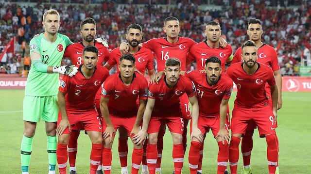 A Milli Takımımızın Fransa maçı 11'i