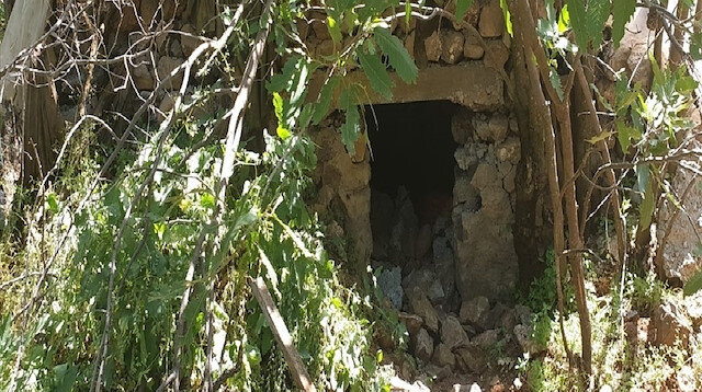 Pençe Harekatı'nda 24 patlayıcı ve 26 mağara imha edildi