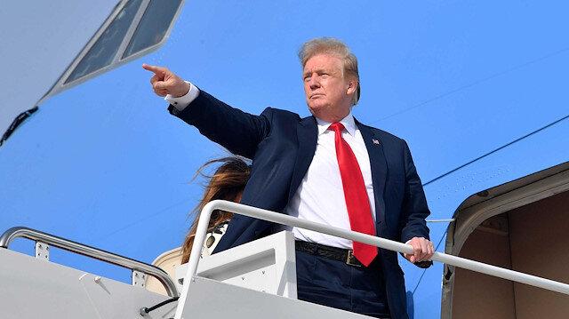 Trump: Çin ABD ile anlaşmak zorunda