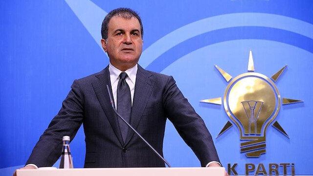 Çelik: Kıbrıs Türklerinin haklarının gasbedilmesine müsaade etmeyeceğiz