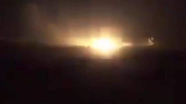 Esed rejimi sivillere bomba yağdırdı