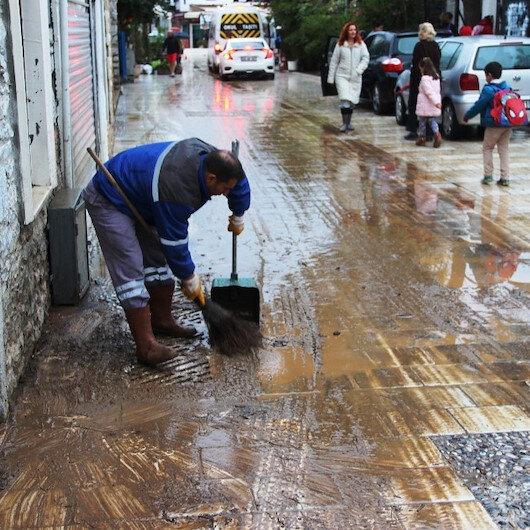 Balıkesir'e kuvvetli yağış uyarısı