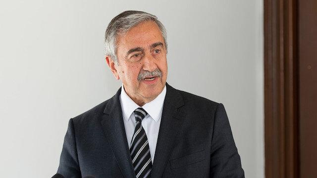 KKTC Cumhurbaşkanı Mustafa Akıncı.
