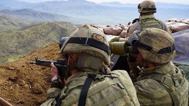 Lice'deki operasyonda gri listedeki terörist öldürüldü