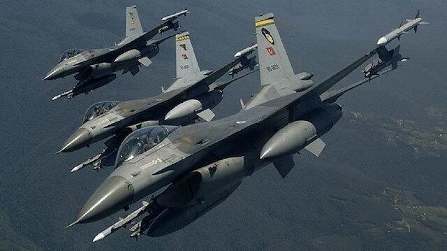 """سلاح الجو التركي يستهدف مواقع """"بي كا كا"""" شمالي العراق"""