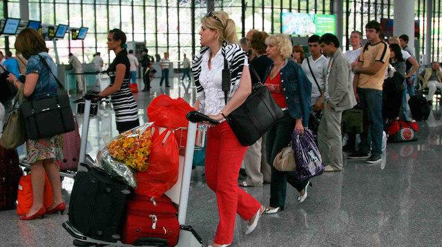 6 milyondan fazla Rus turist bekleniyor