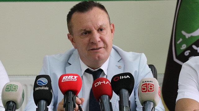 Denizlispor Başkanı Ali Çetin'in açıklamaları taraftarları heyecanlandırdı.