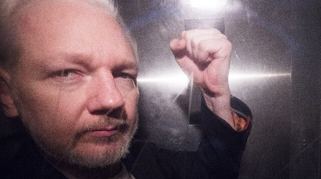 ABD Assange'ın iadesini istiyor