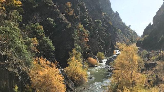 İkitaş Kanyonu bölge ekonomisine canlılık getirdi