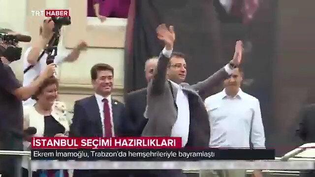 CHP adayının iddialarına TRTden videolu yalanlama