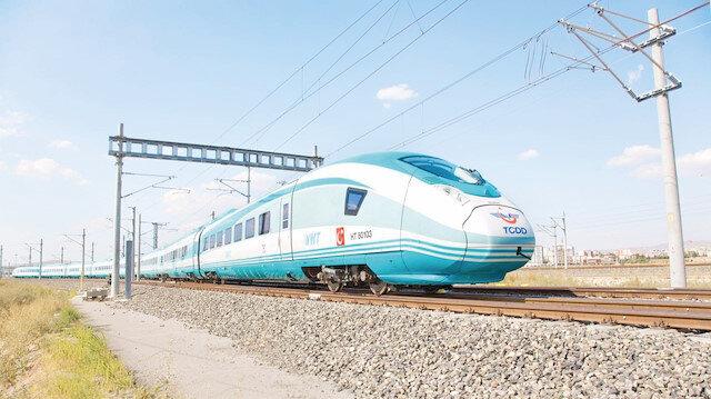 Avrupa ile yüksek standartlı demir yolu bağlantısı için imzalar atıldı.