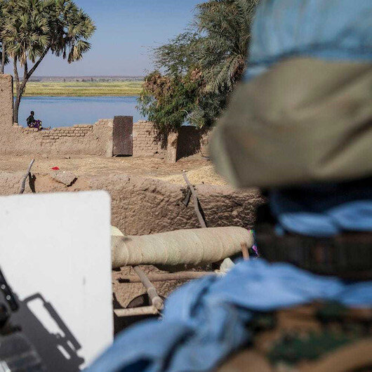 Gunmen attack two ethnic Dogon villages in central Mali