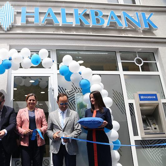 Turkey's Halkbank opens 34th branch in Serbia