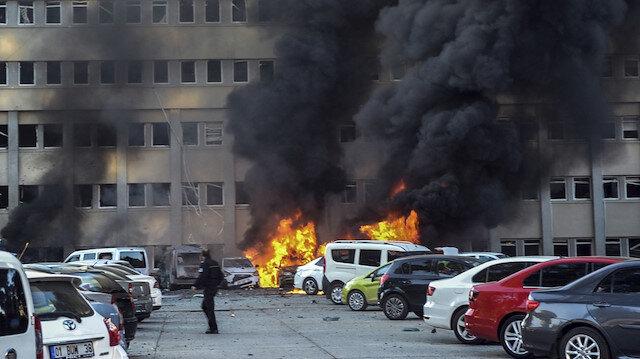 Terör saldırısında 2 kişi hayatını kaybetmişti.