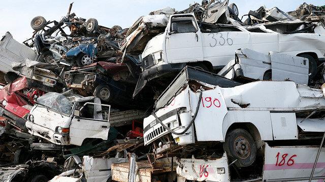 Hurda araçlarda ÖTV indirimi 15 bin liraya çıkarıldı