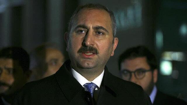 وزير العدل التركي يبحث مع نظيره الأمريكي قضايا ثنائية