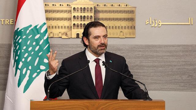 Lübnan Başbakanı Saad el-Hariri