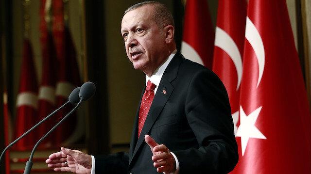 Cumhurbaşkanı Erdoğan: Karşımızda mankurtlar çetesi var