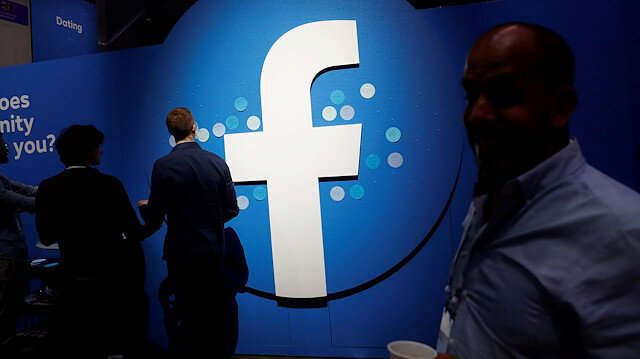 Facebook'un her yıl gerçekleştirdiği F8 konferansından bir kare.