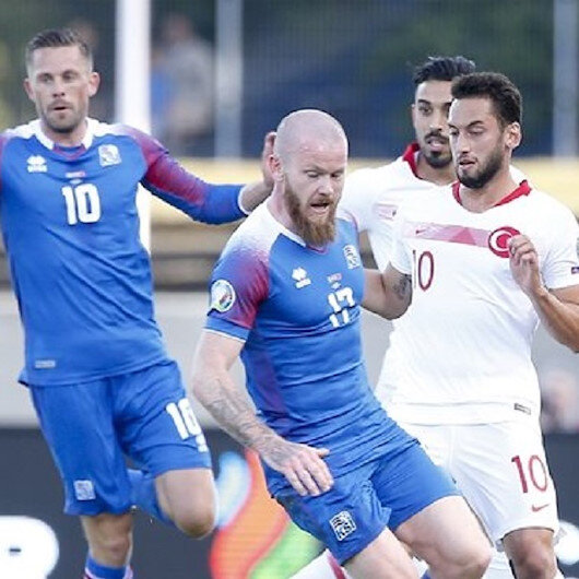 Football: Iceland beat Turkey 2-1 in EURO 2020 quals