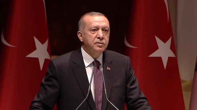 Cumhurbaşkanı Erdoğan: Türkiye S-400leri almıştır