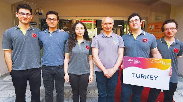 Türkiye Fizik Olimpiyat Takımı