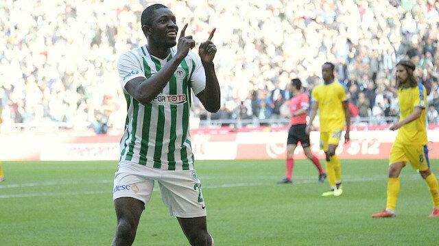 Fofana, geride bıraktığımız sezon Süper Lig'de 6 gol atarken 1 de asist yaptı.