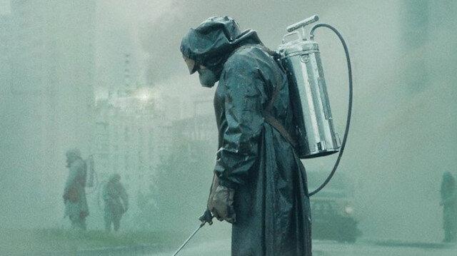 Çernobil dizisi Sovyetler Birliği döneminde yaşanan nükleer felaketi konu alıyor