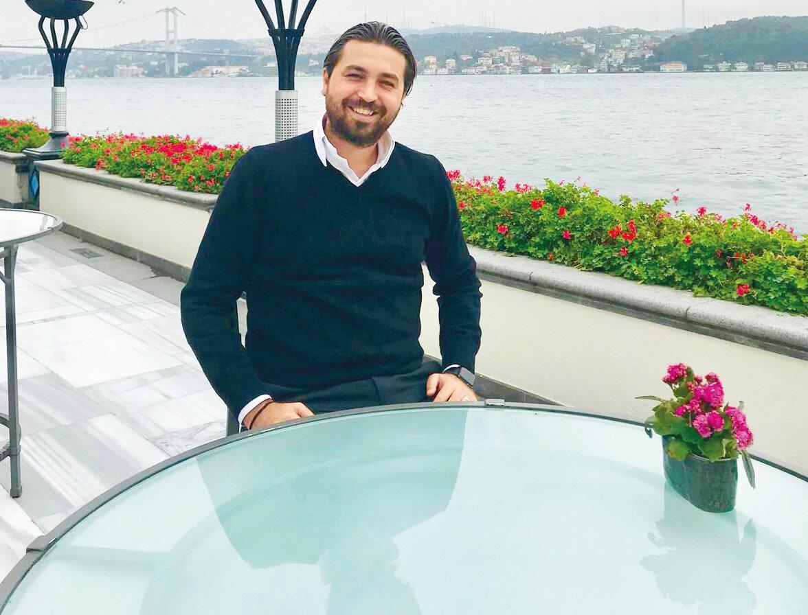 BURAK ATEŞ - Sultangazi Amatör Kulüpler Birliği Başkanı