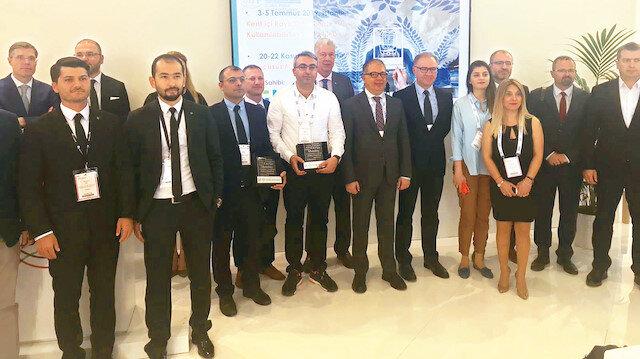 Gaziantep'in GaziBis'ine entegrasyon ödülü